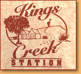 Kings Creek Station - Kingaroy Accommodation
