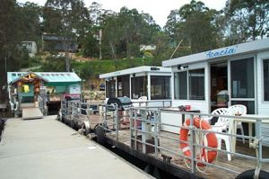 Clyde River Houseboats - Kingaroy Accommodation