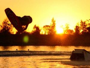 Bonney's WA Water Ski Park - Kingaroy Accommodation