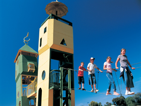 Monash Adventure Park - Kingaroy Accommodation