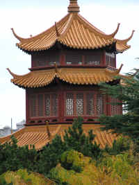 Chinese Garden of Friendship - Kingaroy Accommodation