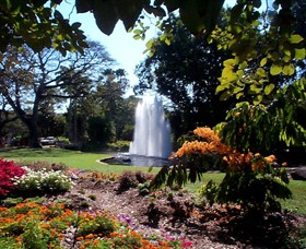 George Brown Darwin Botanic Gardens - Kingaroy Accommodation