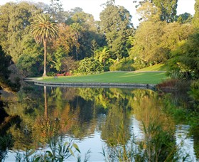 Royal Botanic Gardens Melbourne - Kingaroy Accommodation