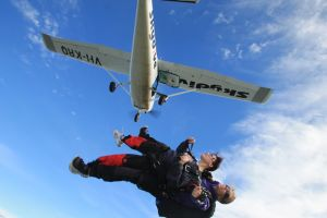 Australian Skydive - Kingaroy Accommodation
