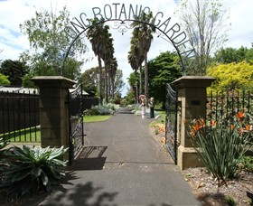 Friends of Geelong Botanic Gardens - Kingaroy Accommodation