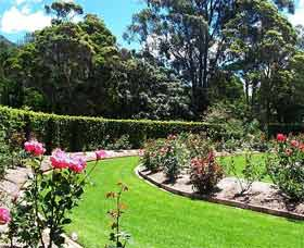 Wollongong Botanic Garden - Kingaroy Accommodation