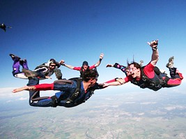 Skydive Maitland - Kingaroy Accommodation
